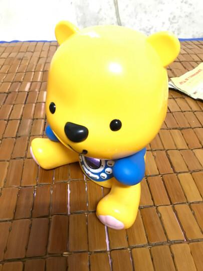 优彼(ubbie)儿童早教机婴儿童玩具优比液晶显示0-6岁宝宝益智可充电下载故事机优智 蓝色 晒单图