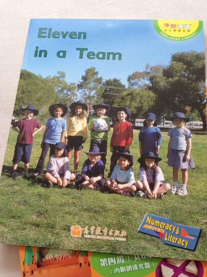 体验英语少儿阅读文库 setC 数学和认知(第4级)(适合9-11岁)(套装共6册+MP3) 晒单图