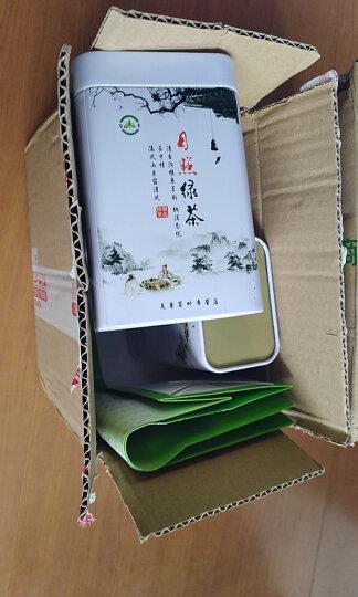 蘭骏茗 茶叶礼盒2018新茶叶日照绿茶明前春茶毛尖礼盒罐装浓香茗茶 1桶*125克 晒单图