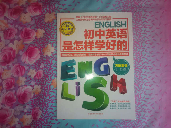 王金战系列图书:初中语文是怎样学好的(方法集锦) 晒单图