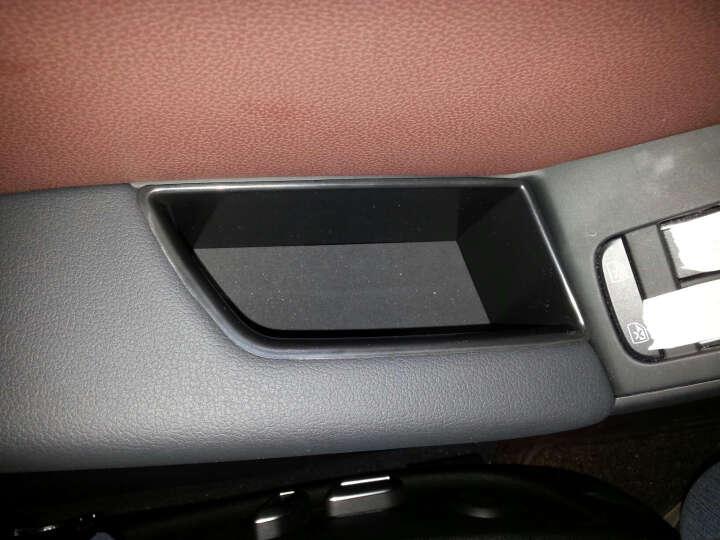 SNBLO 奥迪新A3/Q5/Q3/A5/A4L专用改装内饰装饰扶手箱储物盒原装置物盒 Q3(带Sline垫)扶手箱盒 晒单图