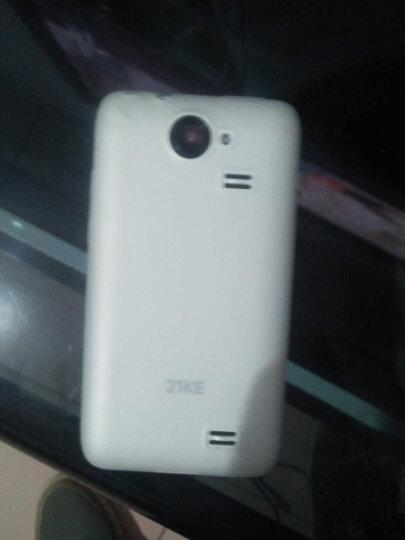 21KE/21克 MC001S 移动联通2G 大屏幕大音量 触屏老人手机 白色 晒单图