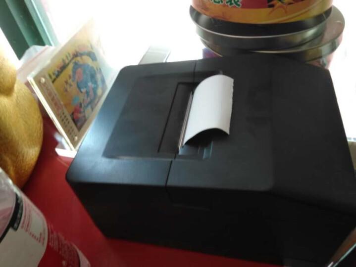 得力(deli)DL-220B 小票针式打印机 自动切纸微型针式打印机 晒单图
