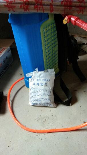 紫羲(ZXFH.NET)上海工厂直供二氧化氯消du剂食品厂制药工厂进口鞋靴车辆消du粉剂 500g装 晒单图