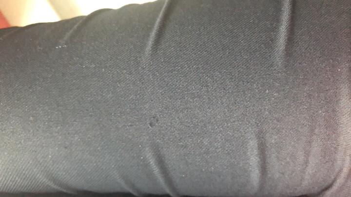 JOY OF JOY 京东女装韩版休闲百搭弹力九分女外穿打底裤小脚铅笔裤 JWKX178148 黑色 XL 晒单图
