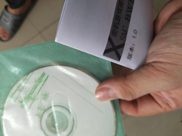 霸王小子 游戏手柄摇杆 街机拳皇游戏有线摇杆PC97街霸手柄 电脑专用版炫酷黑 晒单图