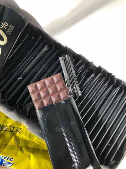 魔吻(AMOVO) 100%可可特苦无蔗糖纯黑巧克力万圣节糖果纯可可脂考维曲休闲零食 晒单图