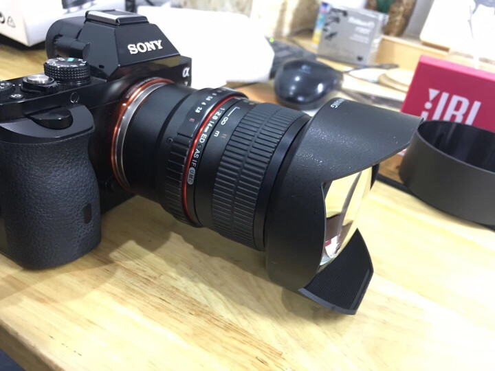 森养(SAMYANG)单反/微单 三阳 手动镜头 三阳 100mm F2.8 微距镜头 全画幅 M43 卡口 晒单图