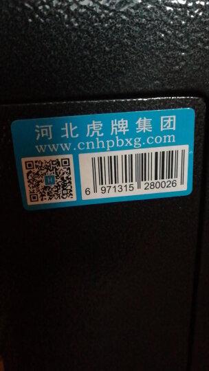 5200下架 虎牌爱尚60-咖啡色-电子密码 晒单图