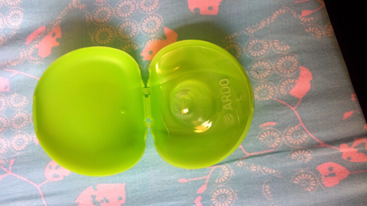安朵(ARDO) 乳头保护罩哺乳乳盾奶头保护罩护奶器喂奶奶头保护罩辅助器 L 晒单图