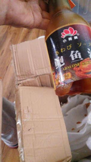 【小荷】 鲍鱼汁380g 鲍汁捞饭海参鲍鱼汁海参伴侣调味品 增城特产 一箱12瓶 晒单图