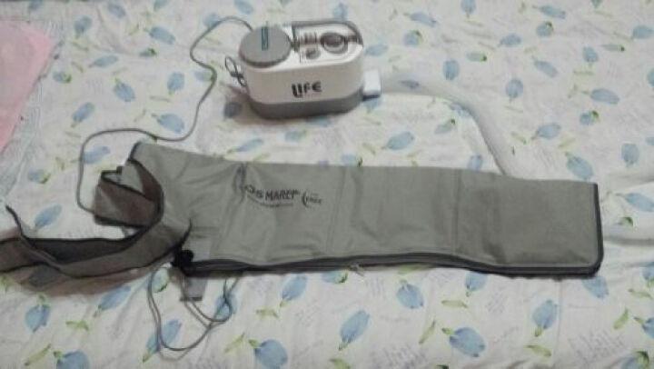 韩国大星空气波压力按摩仪循环胳膊腿部按摩器老年人水肿卧床偏瘫痪病人静脉曲张DL2003V8 主机+双上肢+单下肢+腰部 晒单图