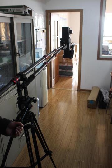 缔杰碳纤维小摇臂 专业摄影摄像支架 婚礼摄影专用三脚架套装 DV拍摄  晒单图