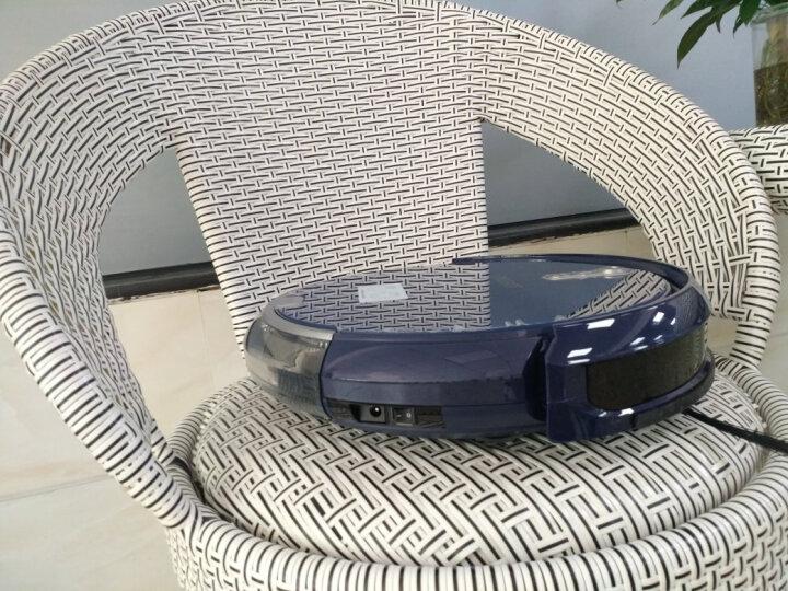 科沃斯 Ecovacs  扫地机器人 地宝DL35智能规划全自动家用吸尘器 扫地拖地机 视觉导航,薄出强大 晒单图