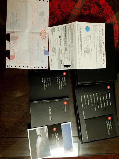 徕卡(leica)Q 全画幅数码相机 (TYP116) 莱卡Q-P 便携相机 Q银色 标配+原装全套+原装电池+滤镜套装 晒单图