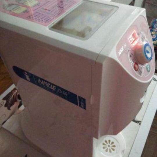 乃乐(NAILE) 智能全自动恒温冲奶机调奶器婴儿暖奶器宝宝配奶机冲奶器泡奶粉机 新款 wifi 款 晒单图