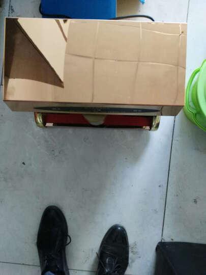 申江(SJ) 全自动感应擦鞋机器电动家用酒店大堂公用商用送鞋油刷皮鞋器檫鞋器擦皮鞋机 小款升级版时尚黑色 晒单图