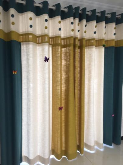 喜艾林 12只双层套装3d立体墙贴套装仿真昆虫磁性冰箱贴窗帘家装装饰品别针蝴蝶贴纸 12只彩色混装别针款 晒单图
