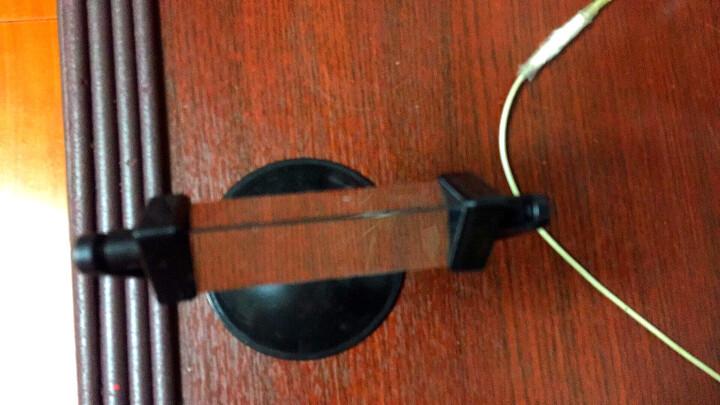 带支架三棱镜 光学实验器材 儿童科教科普仪器 七彩阳光光的分解七色光 三棱镜 晒单图