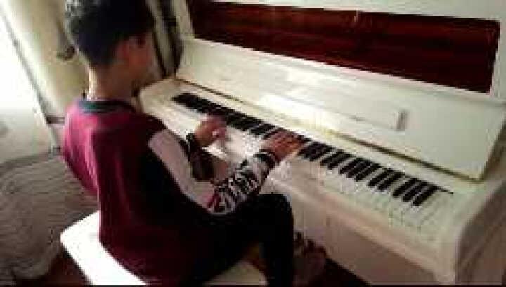 欧声(OUSSON)欧声钢琴 88键钢琴立式钢琴 新型音源设计 定金-预付 晒单图