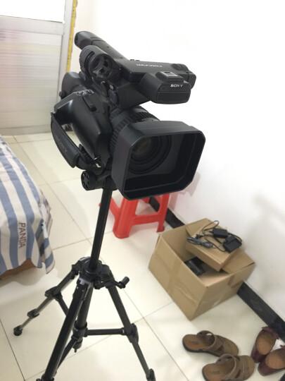 索尼(SONY)专业摄像机HXR-NX100手持式存储卡摄录一体机 会议活动拍摄方案 晒单图