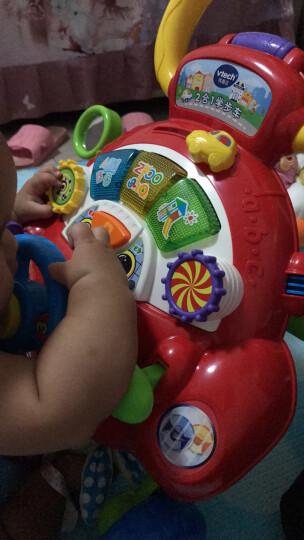 伟易达Vtech 多功能摇马 儿童摇摇马木马摇椅宝宝滑行车两用可坐骑益智玩具 晒单图