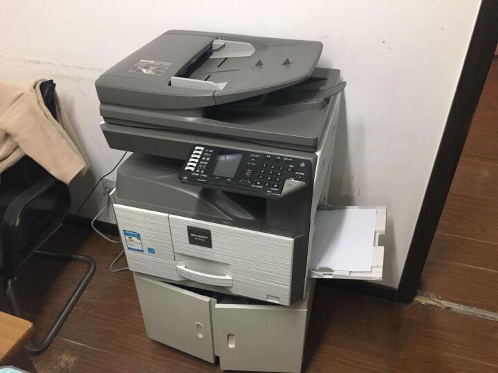 夏普(SHARP)2048n办公复印机 2348SV系列多功能复合机 A3A4激光打印扫描一体机 201SV稳定版+自动输稿器(自动连续复印) 单层纸盒 晒单图