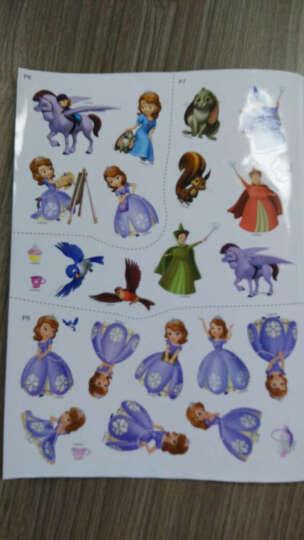 小公主苏菲亚N次贴纸书:奇妙的皇宫日记 晒单图