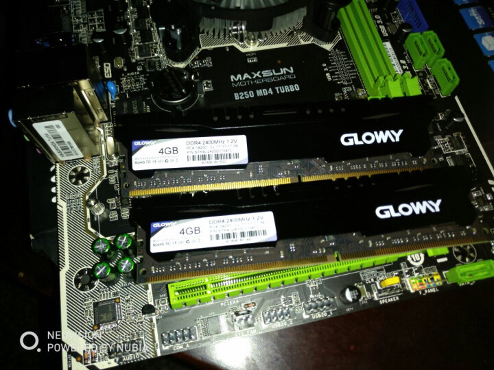 铭瑄(MAXSUN)MS-B250MD4 Turbo 主板( Intel B250/LGA 1151) 晒单图