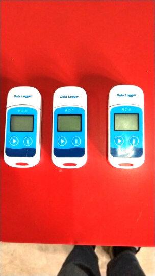美控(meacon)温度记录仪U盘式阴凉柜医药冷藏冷链运输温度计GSPgmp认证 温度记录仪 晒单图