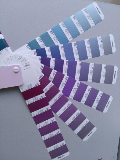 彩通PANTONE音潘通国际标准色卡 C卡 8字头金属色铜版纸印刷色卡 GG1507  晒单图