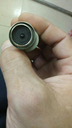 WUPP汽车点烟器母座改装车充插座车用电源插座摩托车改装点烟防水取电器车充座12V带线 硬盖座+格里芬双USB+150cm线 PE袋 晒单图