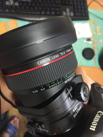 佳能(Canon)移轴镜头 TS-E 50mm f/2.8L 微距 晒单图