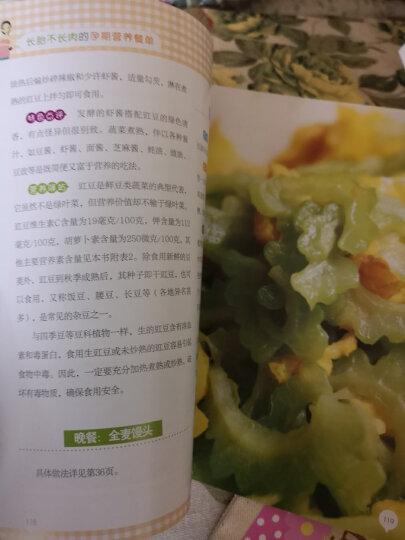 长胎不长肉的孕期营养餐单 晒单图