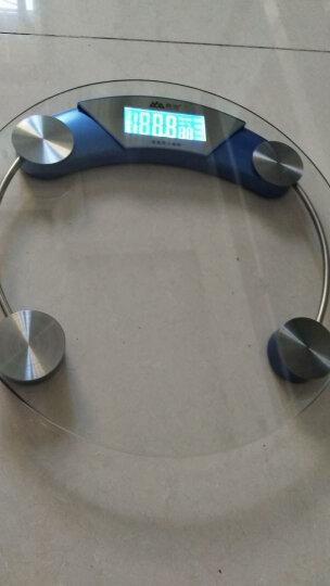?香山 电子称台秤智能体重秤家用称重电子称人体秤体重计婴儿体重秤健康秤 EB592S标配 晒单图