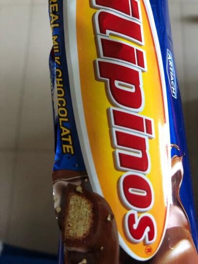 西班牙进口 Filipinos巧圈圈 黑/白/牛奶巧克力脆 6包礼盒装810g  礼盒礼物礼品零食礼包 晒单图
