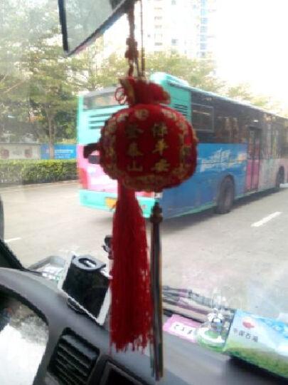 聚缘阁天然桃木葫芦挂件小葫芦工艺品家居装饰品摆件中国结工艺品 晒单图