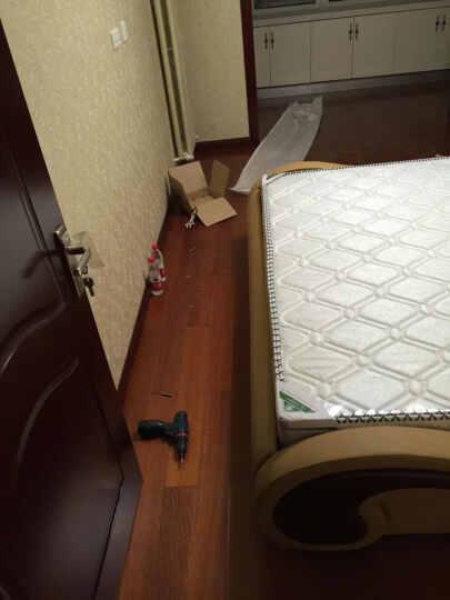 多缘佰兰 皮床 皮艺床 小户型皮床 现代皮软体婚床 双人床 床 软床 储物床. 气动储物床+乳胶床垫+床头柜2 1800*2000 晒单图
