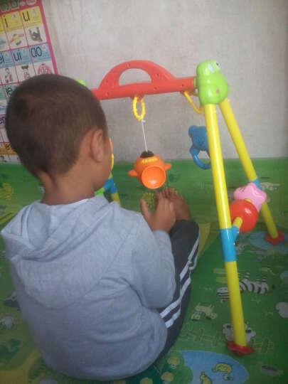 唯米 婴儿健身架婴儿宝宝玩具 0-1岁健身器儿童早教站立音乐玩具 第四代摇控星光小飞机 晒单图