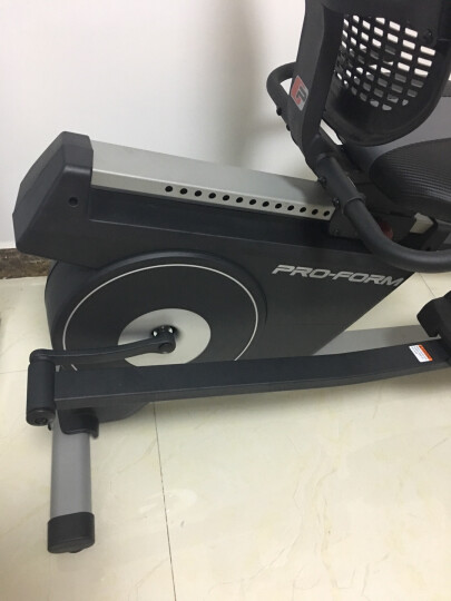美国ICON爱康 椭圆机 一机两用 家用静音磁控健身减肥器材 PFEL03815/03717升级款 商家官方配送+免费安装(赠送健身大礼包) 晒单图