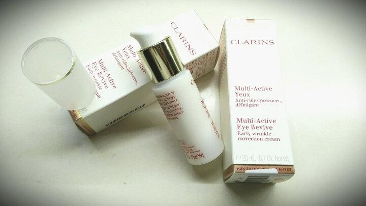 娇韵诗CLARINS 青春赋活眼霜15ml 眼霜预防淡化眼部细纹淡化黑眼圈法国原装进口 晒单图