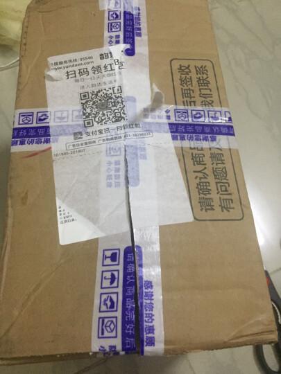 家英 韩版可爱卡通防污围裙防油防水小熊围裙 咖啡色 晒单图