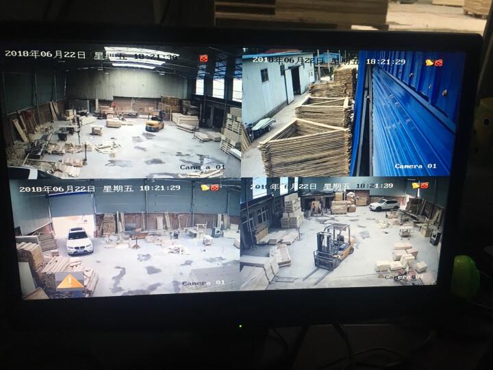 海康威视 500万星光POE摄像头监控设备套装 网络监控器家用设备手机远程室外防水红外夜视摄像机 1个摄像头+ 录像机+配件 晒单图