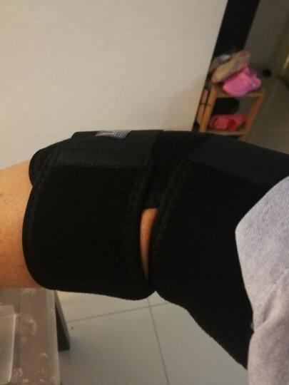 LP健身运动护肘男女卧推羽毛球网球首周关节护臂胳膊护套护具759 排汗透气升级款 单只 晒单图