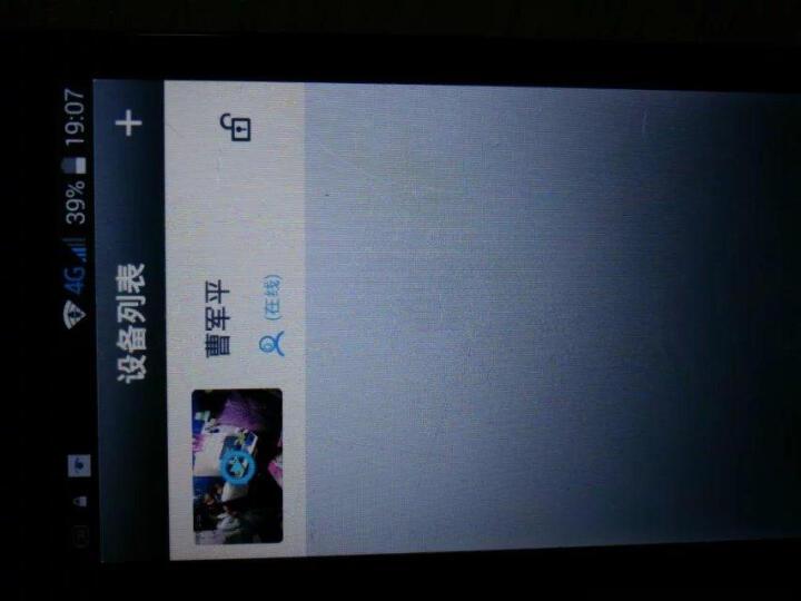 无线wifi智能网络摄像头电话报警器手机监控家用报警监控一体机网络摄像机 卡片机标 配加32G卡 晒单图