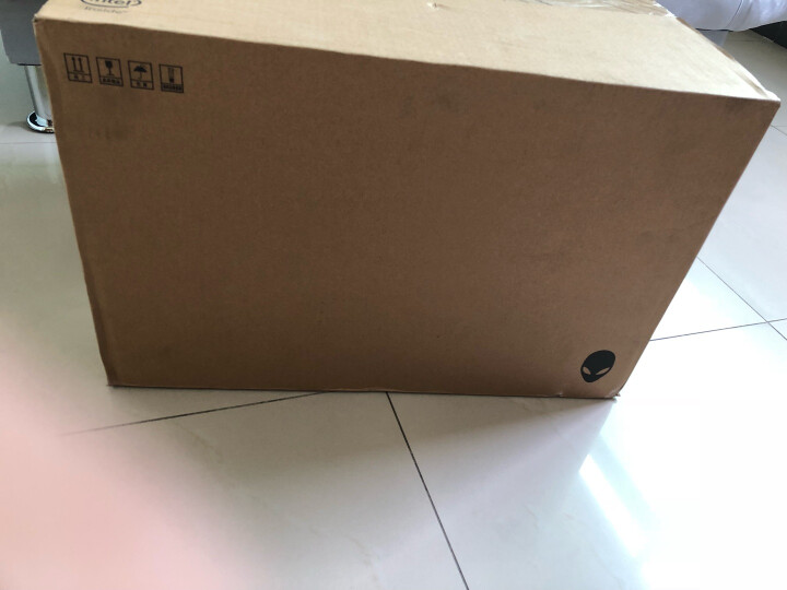外星人Alienware Aurora水冷游戏台式电脑主机(八代i7-8700 16G 256GSSD 1T RX580 8G独显 三年上门售后) 晒单图