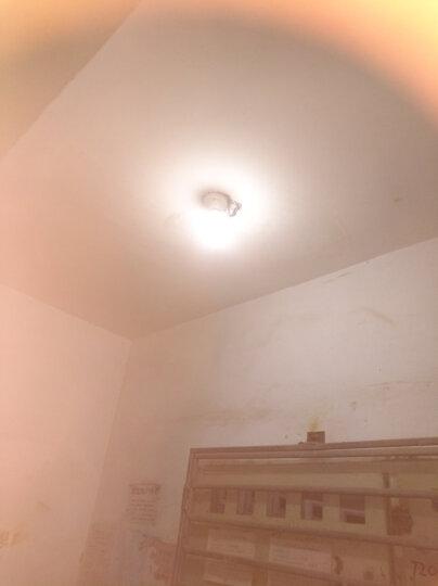 WANQIAN 声光控灯头楼道感应延时声控开关灯座 节能灯白炽灯LED声控灯头E27螺口 晒单图