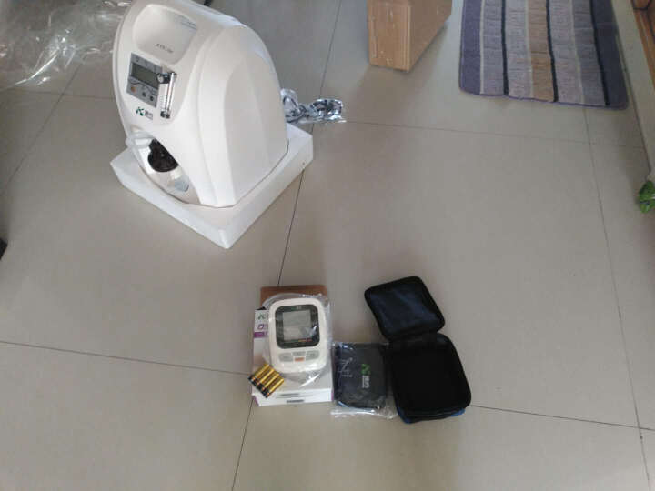 康尚(Konsung) 制氧机家用老人孕妇氧气机医用吸氧机2升 KSM-2N带雾化 晒单图