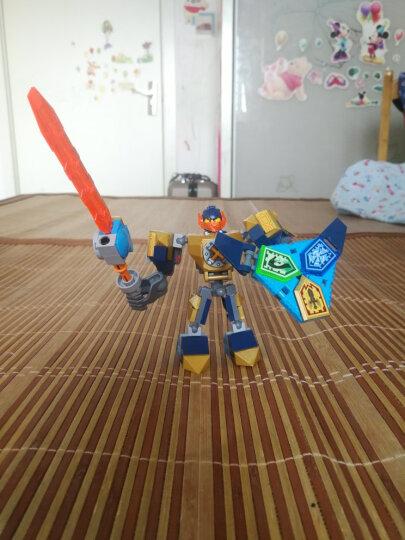 乐高(LEGO)积木 未来骑士团Nexo Knights高科技魔法机甲战神8-14岁 72004 儿童玩具 男孩女孩生日礼物 晒单图