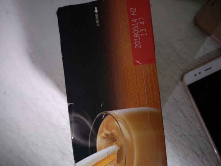 立顿Lipton 奶茶 绝品醇比利时风情巧克力味奶茶20条380g 速溶固体饮料办公室休闲下午茶 晒单图